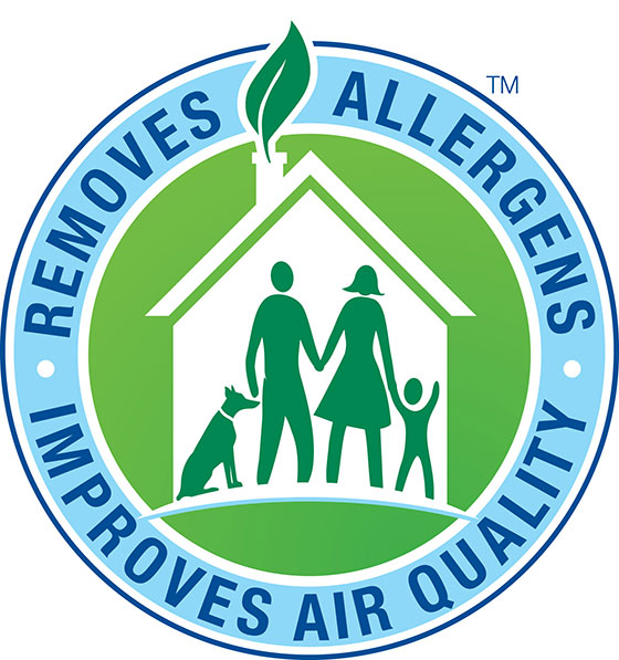 Steven's Chem-Dry removes 98% of allergens from carpets and upholstery