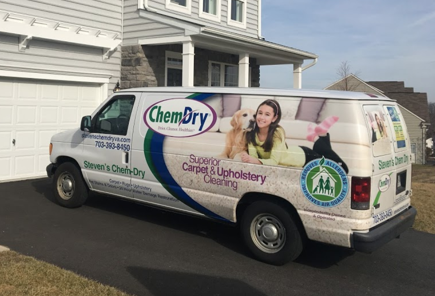 Cleaning An Estimated One Billion Square Feet Of Carpet Each Year Stevenu0027s ChemDry Is Located In Northern Virginia And Montgomery County Proud To