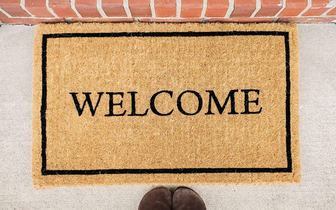 Your Welcome Doormat is Welcoming in the Wrong Kind of Company